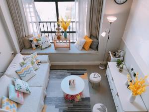 Coastline International Apartment, Apartments  Guangzhou - big - 104