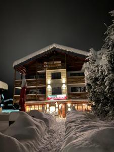 Apart-hotel Channa - Hotel - Saas Almagell