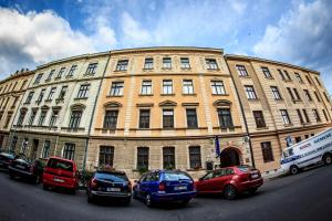 Hotel Pyramida - Brno