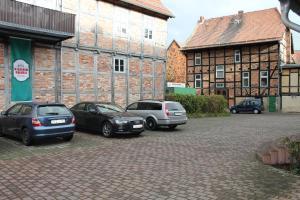 Hotel zum Brauhaus, Hotels  Quedlinburg - big - 37