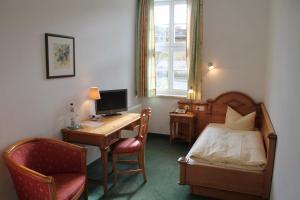 Hotel zum Brauhaus, Отели  Кведлинбург - big - 2