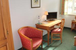 Hotel zum Brauhaus, Отели  Кведлинбург - big - 3