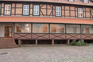 Hotel zum Brauhaus, Hotels  Quedlinburg - big - 26