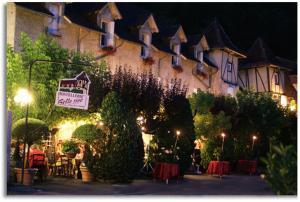 Hostellerie Belle Rive - Loubressac