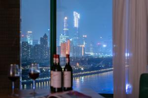 GuangZhou HaiZhu District·Guangzhou Tower·ZhuJiang River, Apartmány  Kanton - big - 8