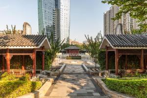 Guangzhou Tianhe·Liede Station·, Apartmanok  Kuangcsou - big - 14
