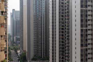 Tianhe District· Guangzhou Flower City Plaza·, Apartmanok  Kuangcsou - big - 21