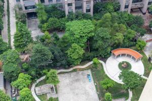 Tianhe District· Guangzhou Flower City Plaza·, Apartmány  Kanton - big - 10