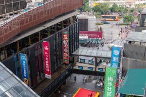 GuangZhou Haizhu·ChiGang Subway Station·, Appartamenti  Canton - big - 7