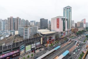 Guangzhou Tianhe·Gangding Metro Station·, Ferienwohnungen  Guangzhou - big - 23