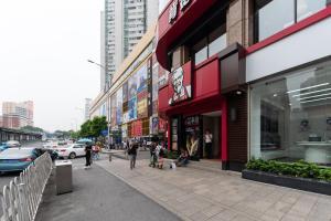 Guangzhou Tianhe·Gangding Metro Station·, Ferienwohnungen  Guangzhou - big - 30