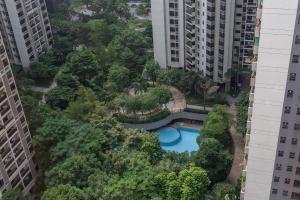 Tianhe District· Guangzhou Flower City Plaza·, Апартаменты/квартиры  Гуанчжоу - big - 6