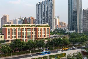 Guangzhou Tianhe·Liede Station·, Apartmány  Kanton - big - 29