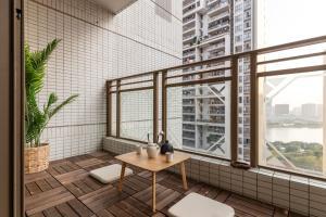 Guangzhou Tianhe·Liede Station·, Apartments  Guangzhou - big - 22