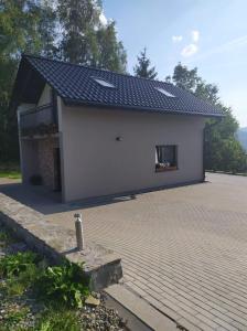 Nowy domek Jarzębianka