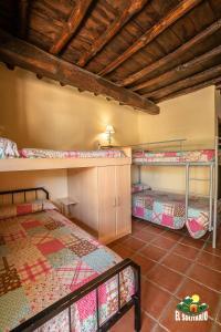 Albergue El Solitario, Vidiecke domy  Baños de Montemayor - big - 21