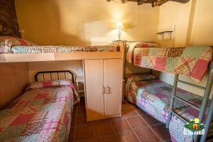 Albergue El Solitario, Vidiecke domy  Baños de Montemayor - big - 10