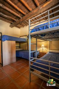 Albergue El Solitario, Vidiecke domy  Baños de Montemayor - big - 7