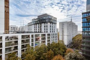 Apartment Warsaw Grzybowska by Renters