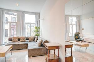 Luxury Three Bedroom Apartment Center of Antwerp