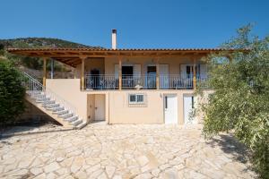 Balcony of Argolis gulf Argolida Greece