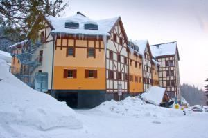 Apartmán Petra Clinic Javor, Ferienwohnungen  Pec pod Sněžkou - big - 1