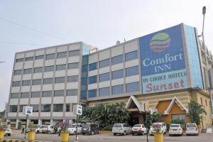 Comfort Inn Sunset, Hotels  Ahmedabad - big - 26