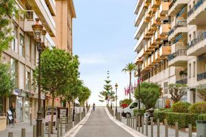 Calm studio at the heart of Nice Gold Square 3 min to the beach Welkeys