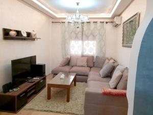 Apartment with 2 bedrooms in Meknes with wonderful city view furnished garden and WiFi 140 km from the beach