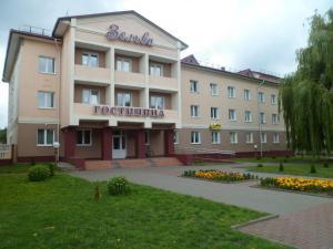 Гостиница Зельва