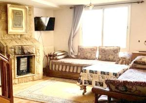 Apartment with 2 bedrooms in Ifrane with wonderful city view