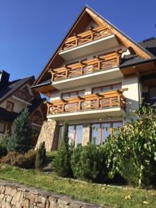 Apartament Piękne Miejsca Kościelisko