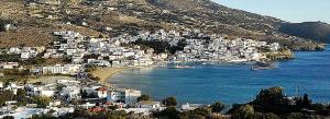 Beba's Studios Andros Greece