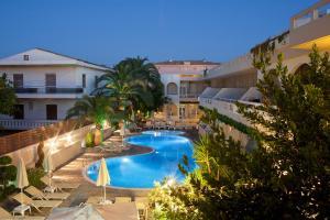 Axos, Отели  Платанес - big - 21