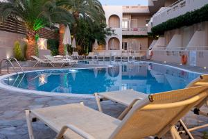 Axos, Отели  Платанес - big - 26