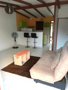 House with one bedroom in Le Gosier with enclosed garden and WiFi 10 km from the beach