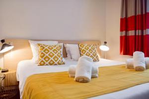 Location gîte, chambres d'hotes Appart'City Confort Lille - Euralille dans le département Nord 59