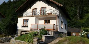 Chata Haus Mariechen Hollenstein an der Ybbs Rakousko