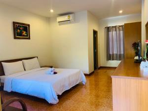 ศรีสุภาวดีรีสอร์ท-Srisupawadee resort, Rezorty  Prachuap Khiri Khan - big - 49
