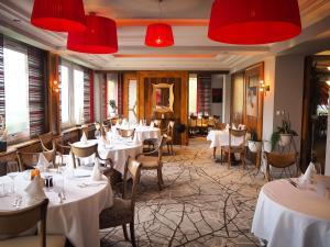 Hôtel Restaurant La Couronne by K - Room Service Disponible