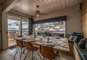 Chalet individuel au coeur de Courchevel 1550 by Locationlacannecy - Hotel - Courchevel
