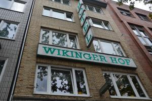 Centrum Hotel Wikinger Hof Hamburg, Penzióny  Hamburg - big - 1