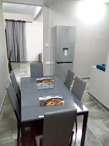House with 2 bedrooms in Curepipe with enclosed garden 20 km from the beach