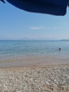 Villa Demiris at Vrachneika Beach Achaia Greece