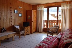 2 Pièces 6 Pers centre station (GV211) - Hotel - Les Carroz