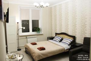 Недорогие гостиницы Захарьино