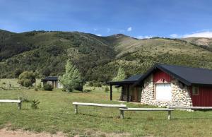 Cabañas en Lago Lolog, San Martin de los Andes - Hotel - Junín de los Andes