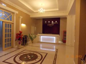 Hotel Kovcheg - Tomsk