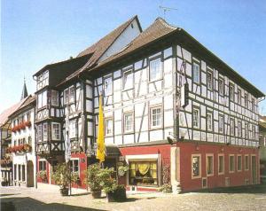 Hotel zum Lamm - Gundelsheim