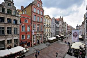Apartament Długa Old Town Gdańsk